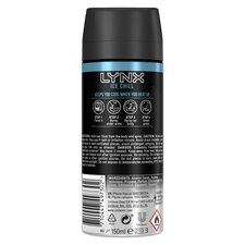 image 3 of Lynx Ice Chill Deodorant & Body Spray For Men 150Ml