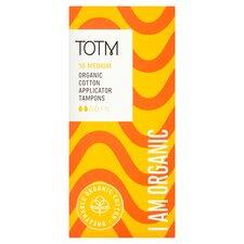 image 1 of Totm Applicator Tampons Regular 16