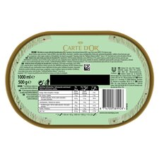 image 3 of Carte D'or Mint Chocolate Ice Cream 1 L