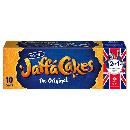 Mcvitie's Jaffa Cakes 10 Pack