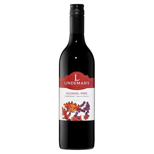 Lindeman's Alcohol Free Cabernet Sauvignon 750Ml