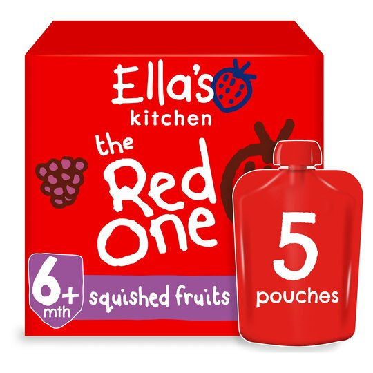Ella's Kitchen The Red One Multipack 450G