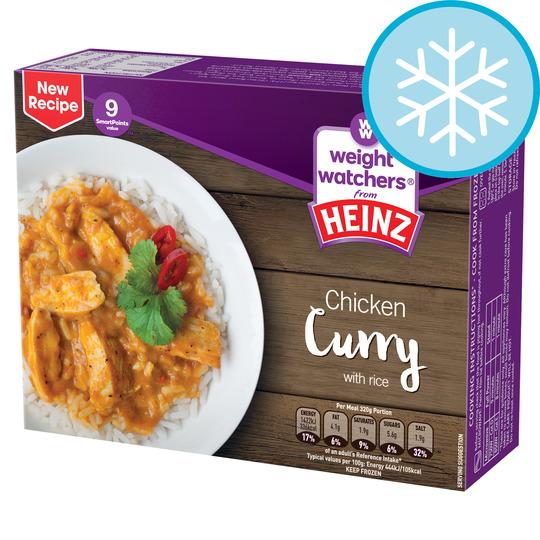 Weight Watchers Chicken Curry 320g Tesco Groceries