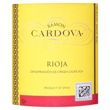 image 2 of Ramon Cardova Rioja 750Ml