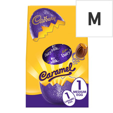 image 1 of Cadbury Caramel Medium Egg 139G