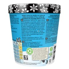 image 2 of Ben & Jerry's Baked Alaska Vanilla Ice Cream 465Ml