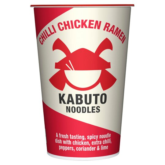 image 1 of Kabuto Noodles Chilli Chicken 85G