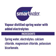 image 2 of Glaceau Smartwater 600Ml