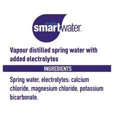 image 2 of Glaceau Smartwater Sport Cap 850Ml