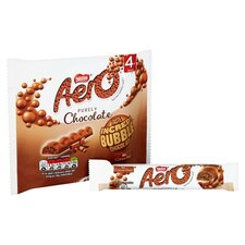 image 2 of Nestle Aero Milk 4 Pack 108G