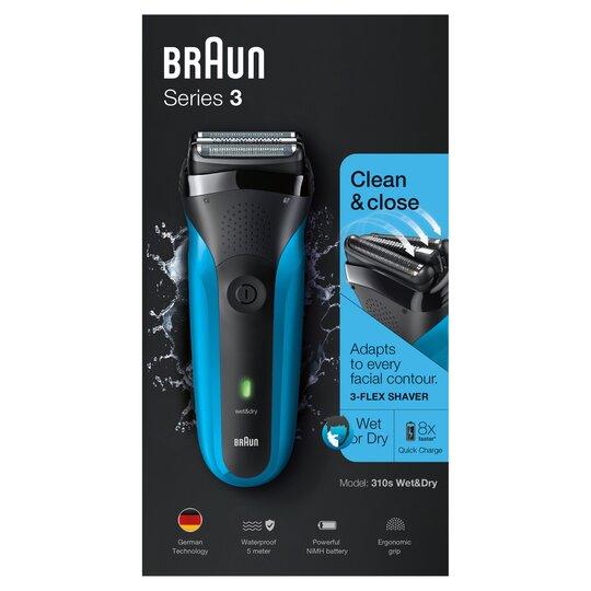 Braun 310S Shaver