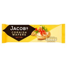 image 1 of Jacobs Cornish Wafers 150G