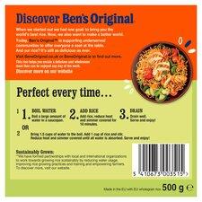 image 2 of Ben's Original Wholegrain Rice 500G