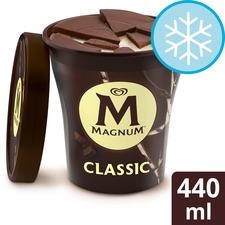 image 1 of Magnum Tub Classic Ice Cream 440 Ml