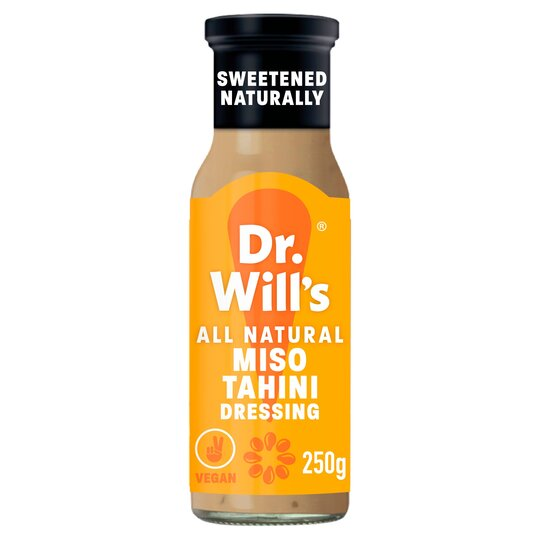 image 1 of Dr. Will's Miso Tahini Dressing 250G