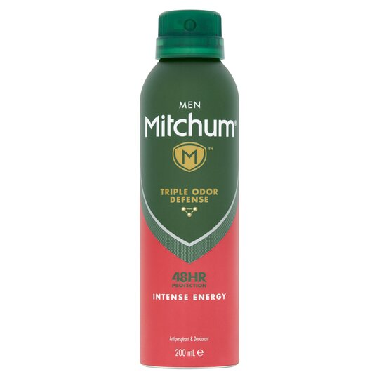 Mitchum Intense Energy Antiperspirant Deodorant 200Ml