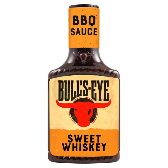 Bull's-Eye Bbq Sweet Whiskey Bbq Sauce 300Ml