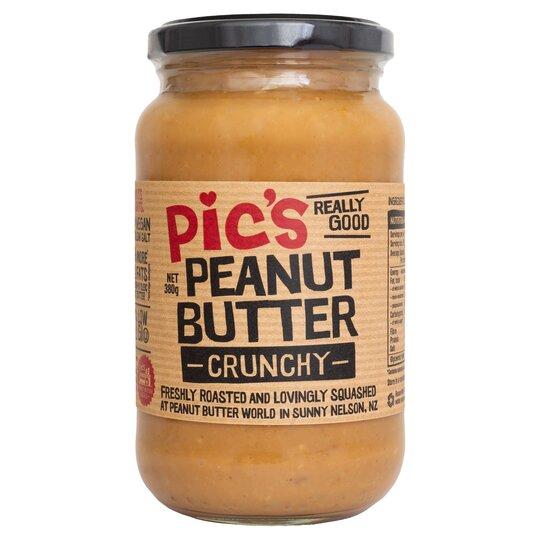 Pic's Peanut Butter Crunchy 380G
