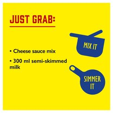 image 4 of Colman's Cheddar Cheese Sauce Mix 40G