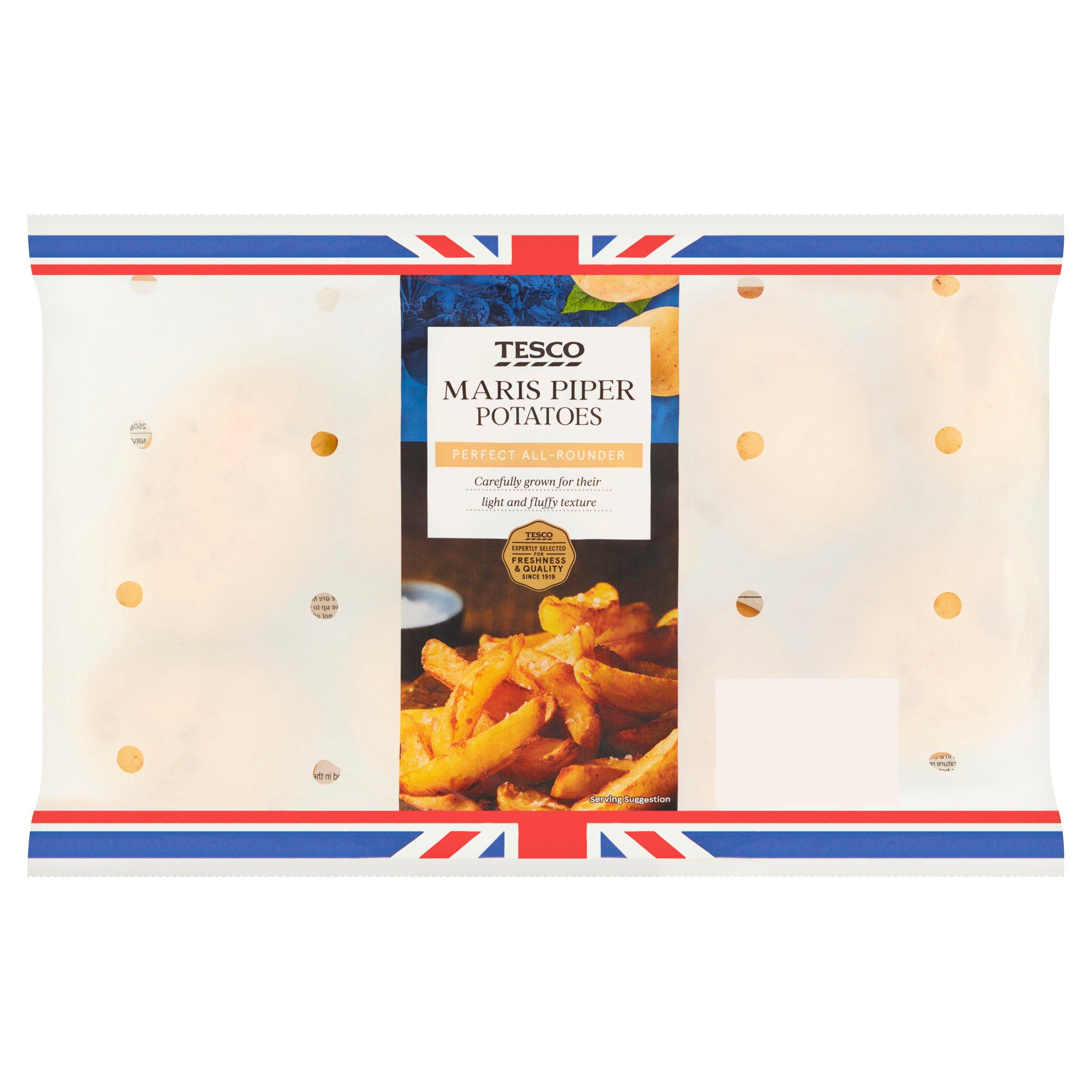 Tesco British Maris Piper 1.25Kg