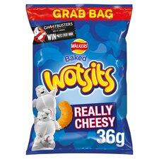 image 1 of Wotsits Cheese 36G