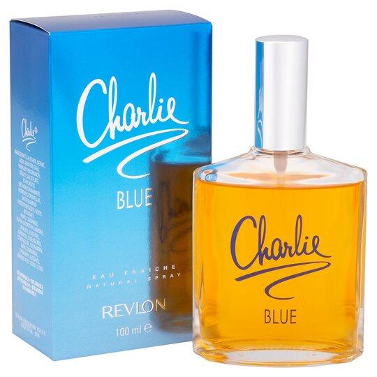 Charlie Blue Eau Fraiche Eau De Toilette Spray 100Ml