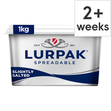 image 1 of Lurpak Slightly Salted Spreadable 1Kg