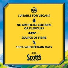 image 3 of Scott's Old Fashion Oat Porridge 1Kg