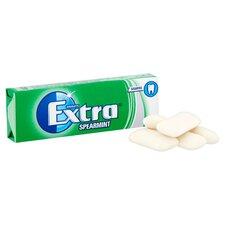 image 2 of Extra Spearmint Gum 10 Pieces