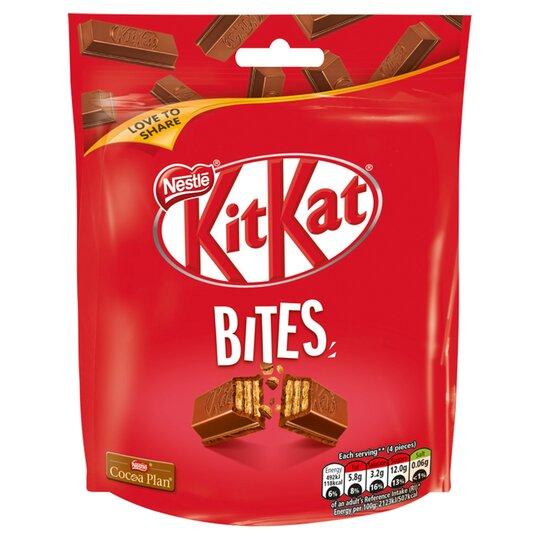 Kit Kat Bites Pouch Bag 104G