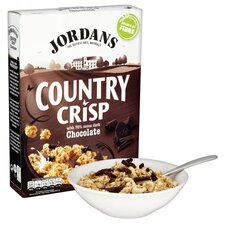 image 2 of Jordans Country Crisp Chocolate 500G