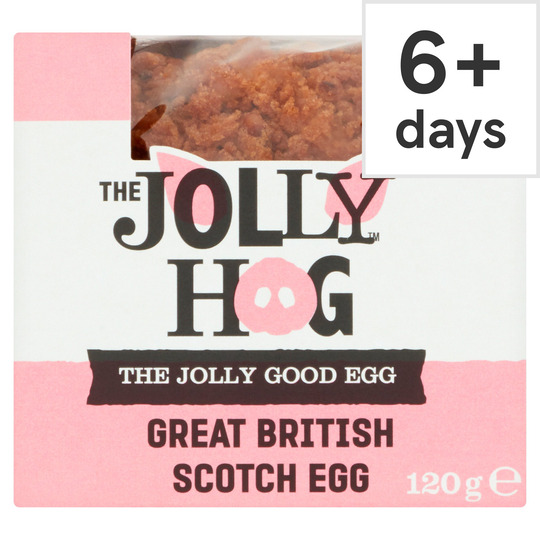 The Jolly Hogg Great British Scotch Egg 120G