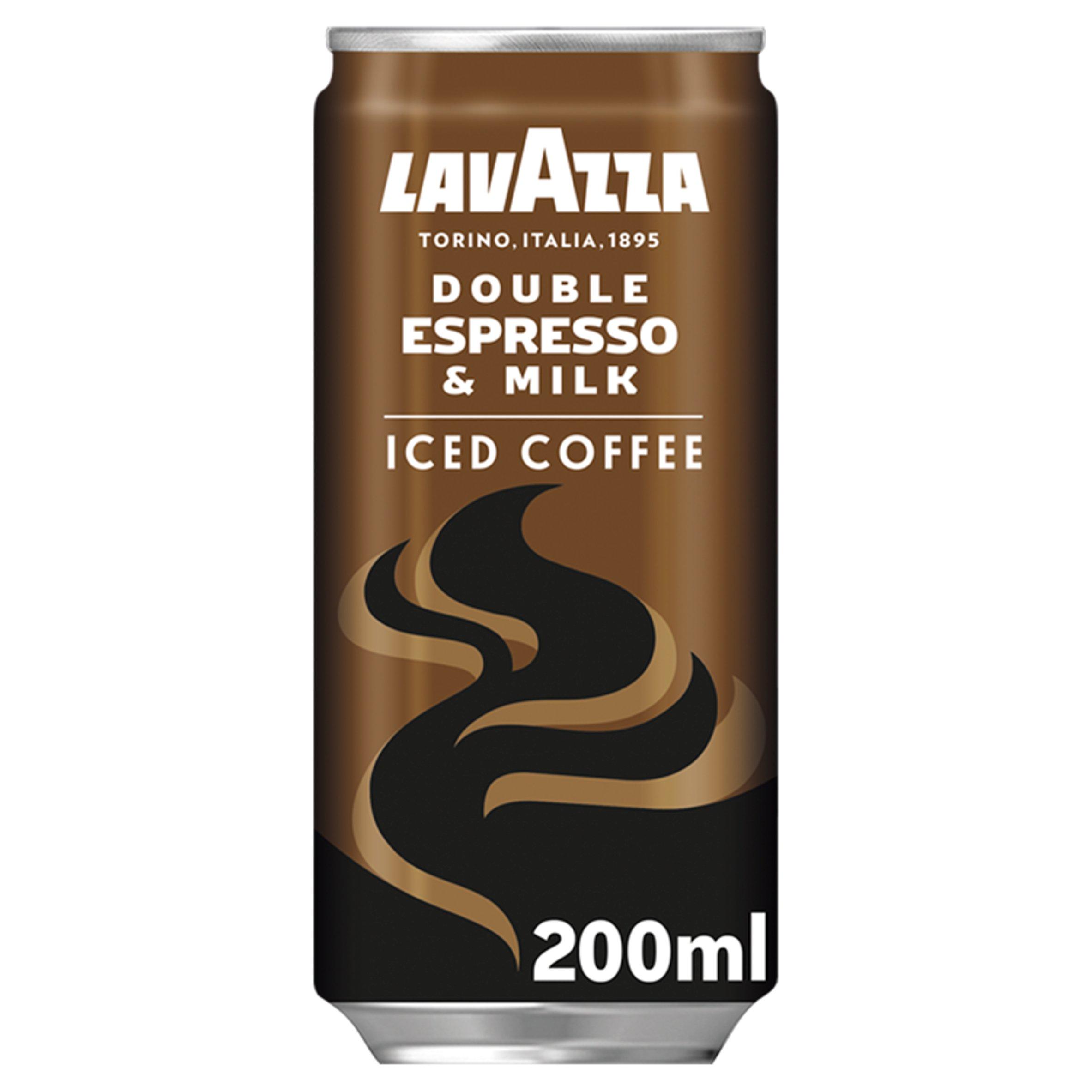 Lavazza Iced Coffee Double Espresso 200Ml