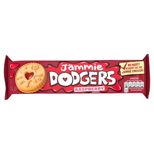 Jammie Dodgers Jam 140 G