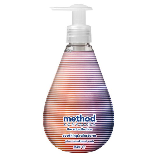 Method Soothing Rainstorm Hand Wash 354Ml