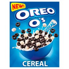 image 1 of Oreo O's Cereal 350G