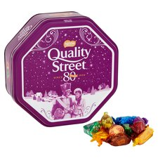 image 2 of QUALITY STREET Tin 750g