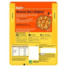 image 2 of Ben's Original Tomato & Basil Microwave Rice 250G