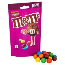 image 2 of M&M's Brownie Chocolate Bag 102G