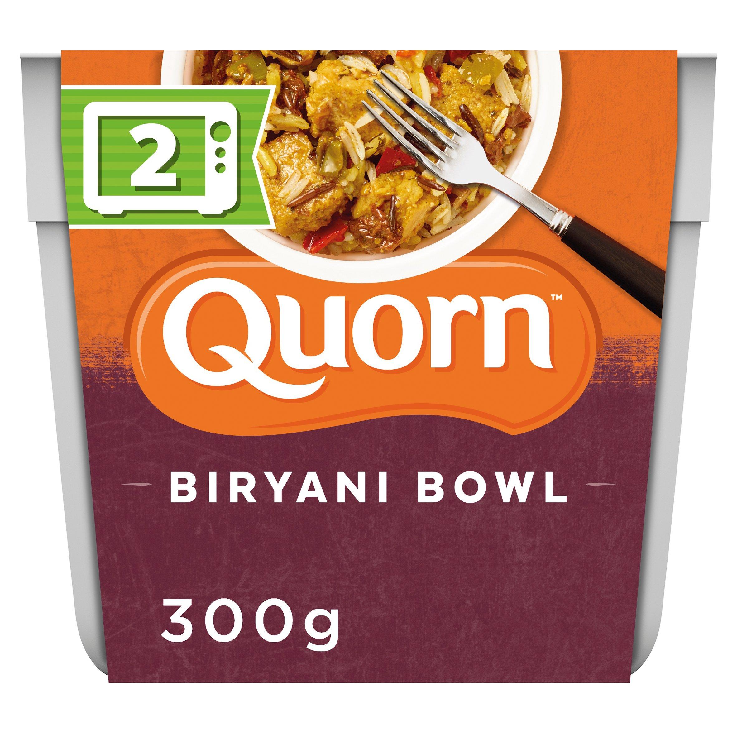 Quorn Biryani Bowl 300G