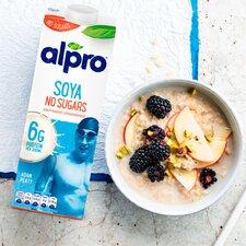 image 4 of Alpro Soya No Chilled Drink Drink 1 Litre