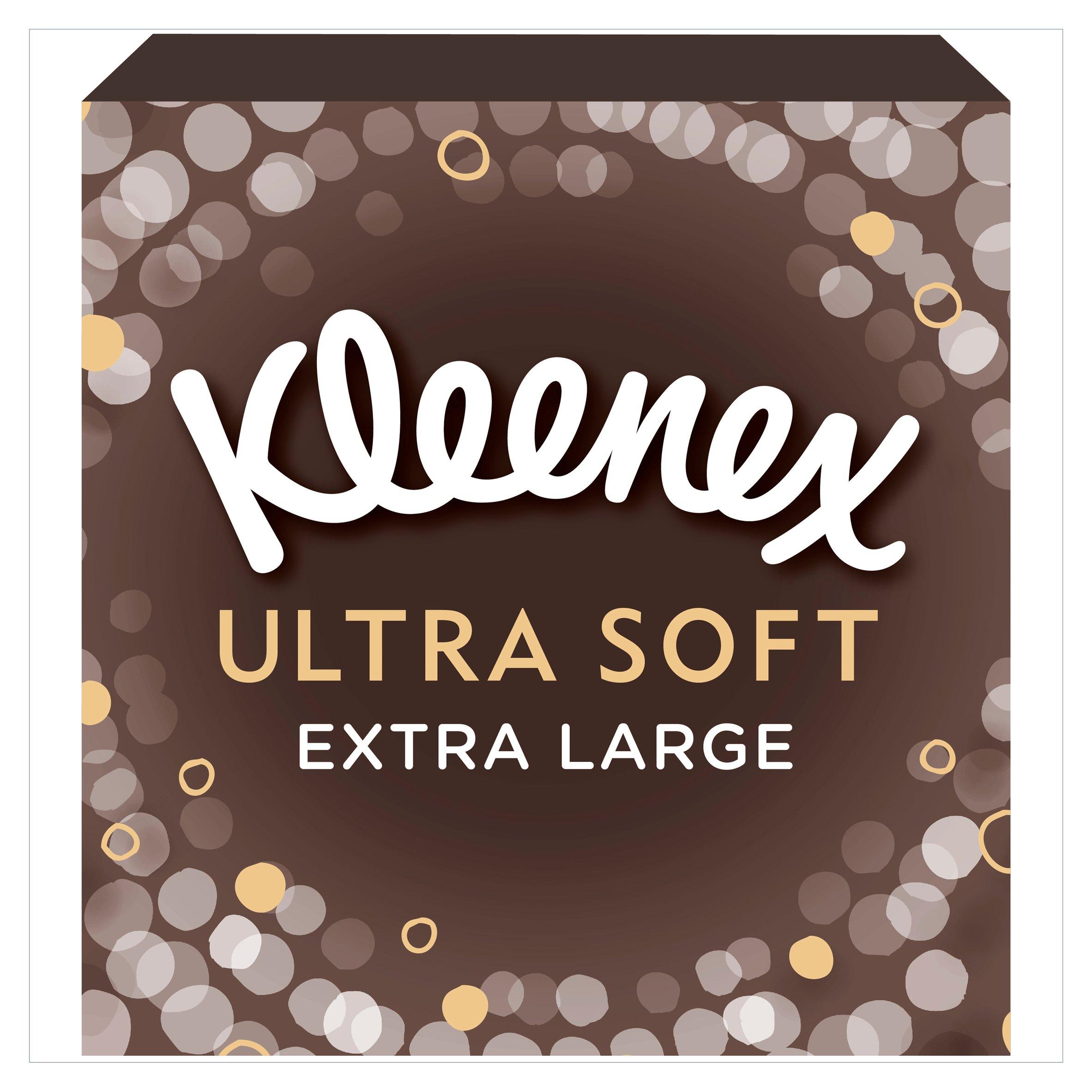 Kleenex Ultra Soft Compact Tissue Mansize 44S