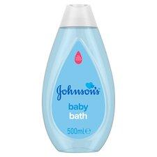 image 1 of Johnson's Baby Bath 500Ml