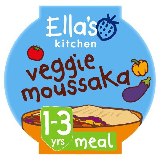 Ella's Kitchen Veggie Moussaka 200G
