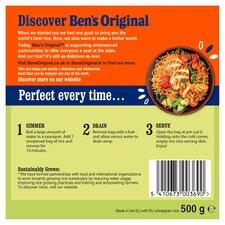 image 2 of Ben's Original Boil In Bag Wholegrain Rice 4 Pack 500G
