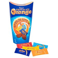 image 2 of Terry's Chocolate Orange Segsations 300G