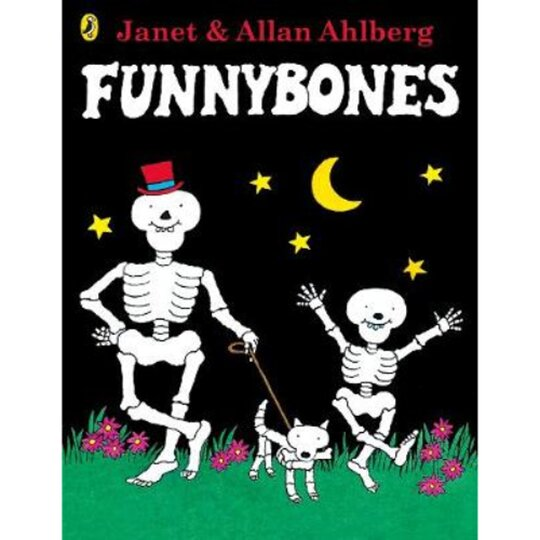 Funnybones Janet And Allan Ahlberg Tesco Groceries Note played by julia dapper. funnybones janet and allan ahlberg