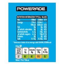 Powerade Berry/Tropical Fruit 500Ml