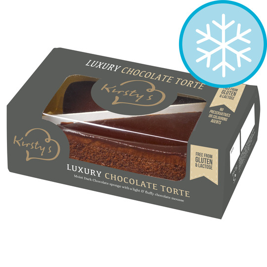 Kirsty's Luxury Chocolate Torte 167G