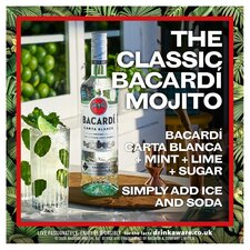 image 3 of Bacardi White Rum 70Cl